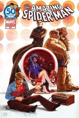 Amazing Spider-Man #667  (Ff Anniversary Variant)
