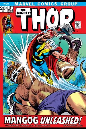 Thor (1966) #197