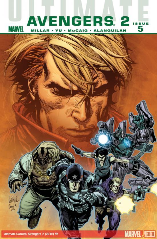 Ultimate Comics Avengers 2 (2010) #5