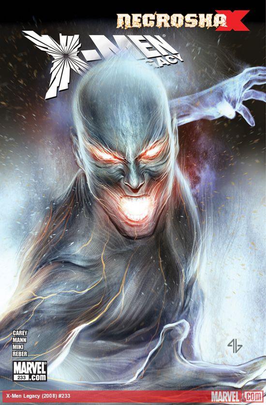 X-Men Legacy (2008) #233