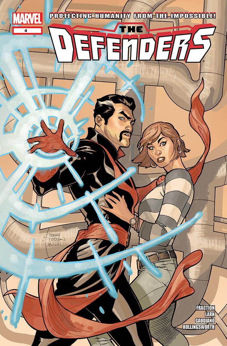 Defenders (2011) #4