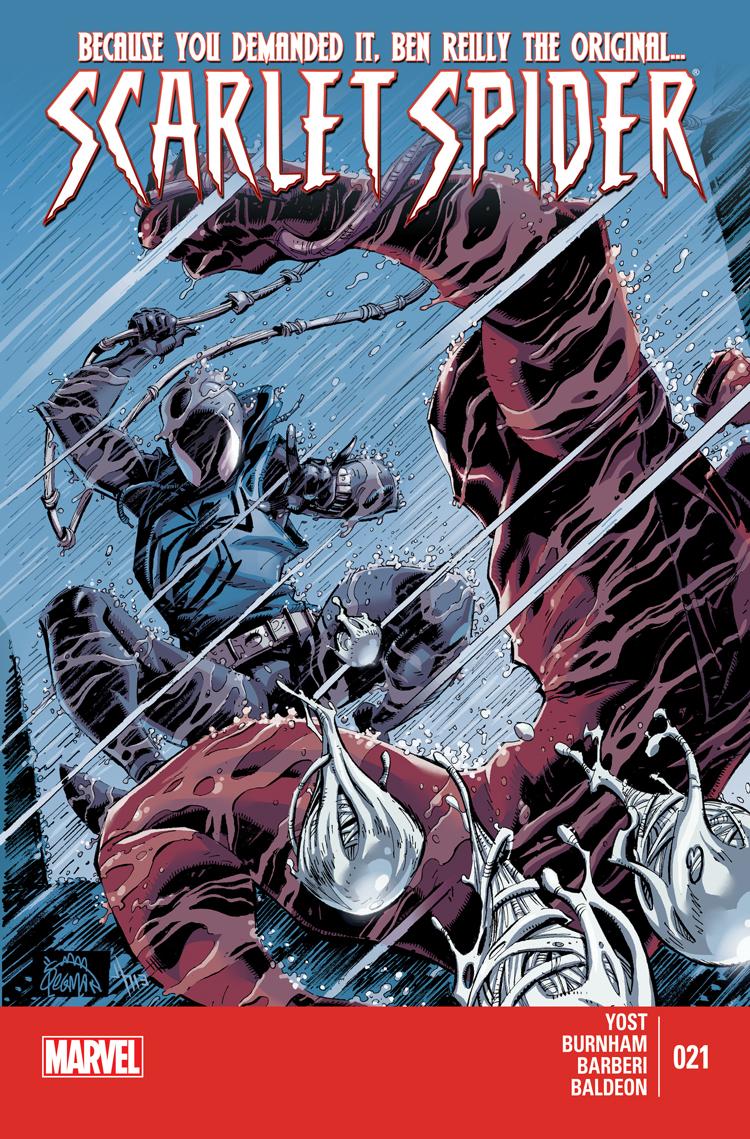 Scarlet Spider (2011) #21
