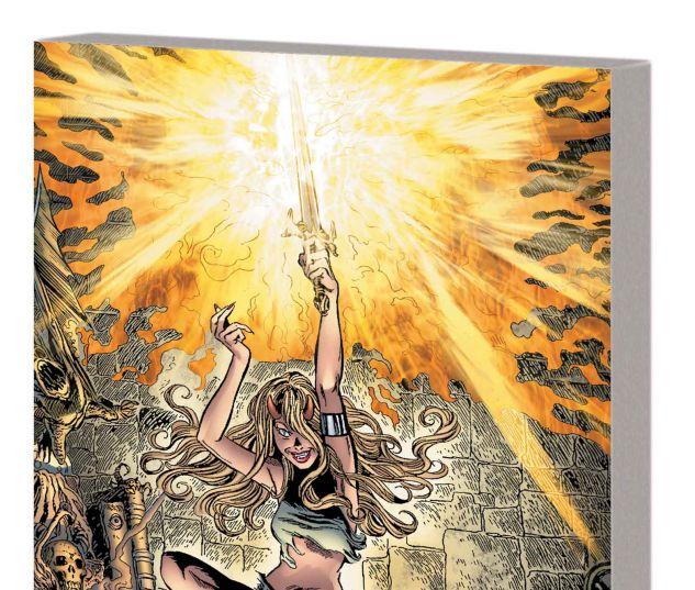 X-MEN: MAGIK - STORM & ILLYANA TPB