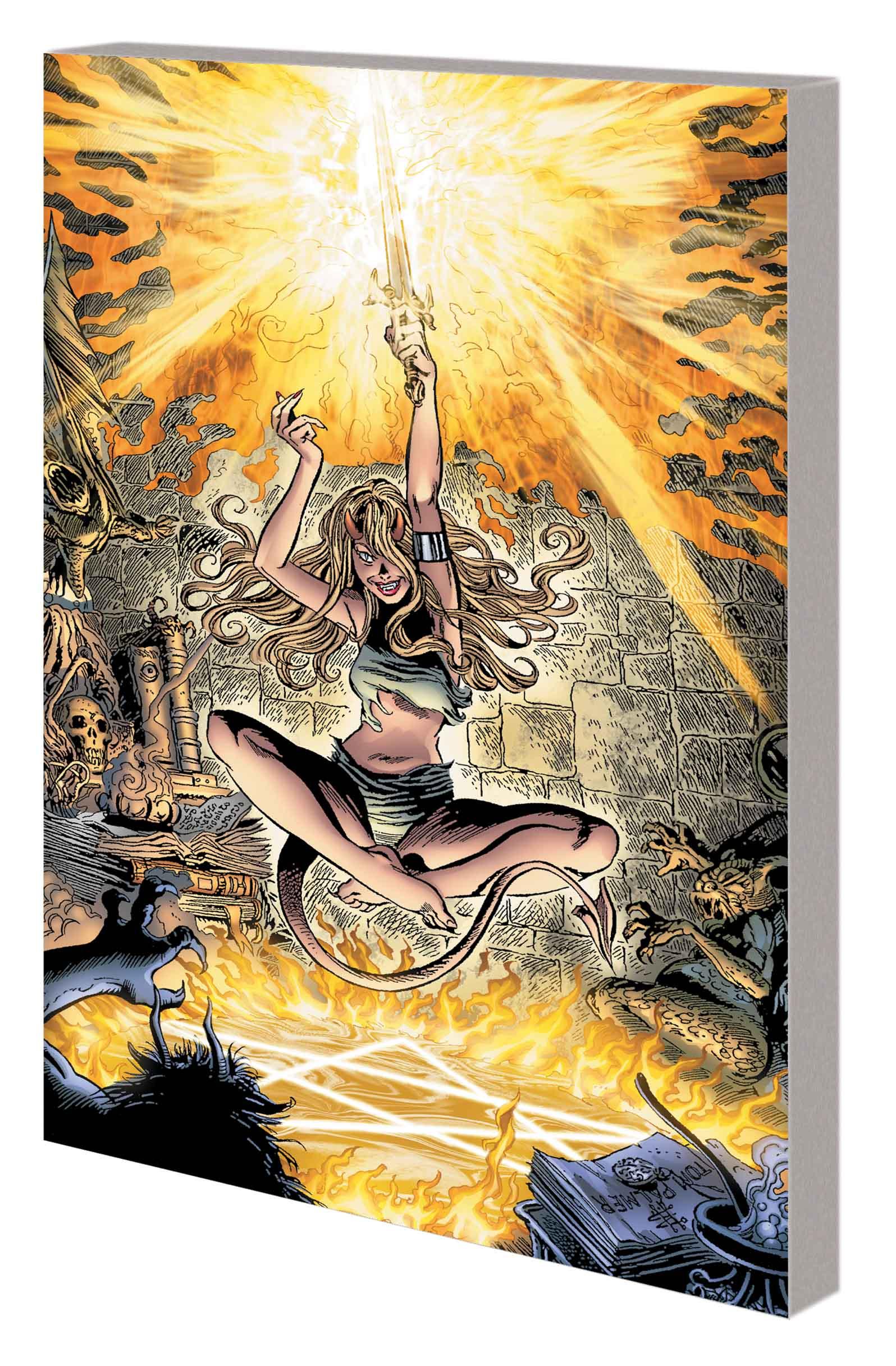 X-MEN: MAGIK - STORM & ILLYANA TPB (Trade Paperback)