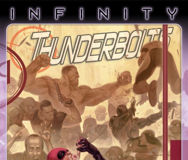 THUNDERBOLTS 17 (INF)