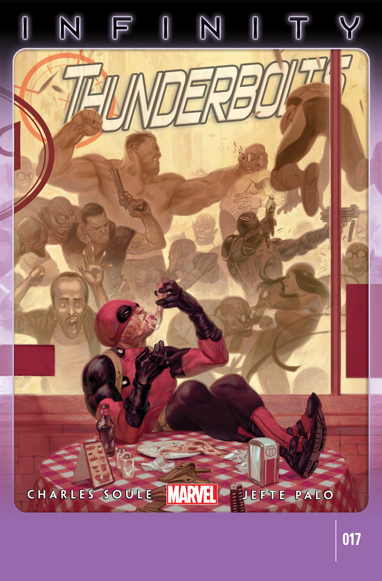 Thunderbolts (2012) #17