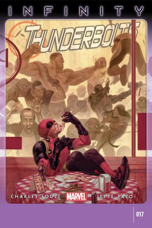 Thunderbolts #17