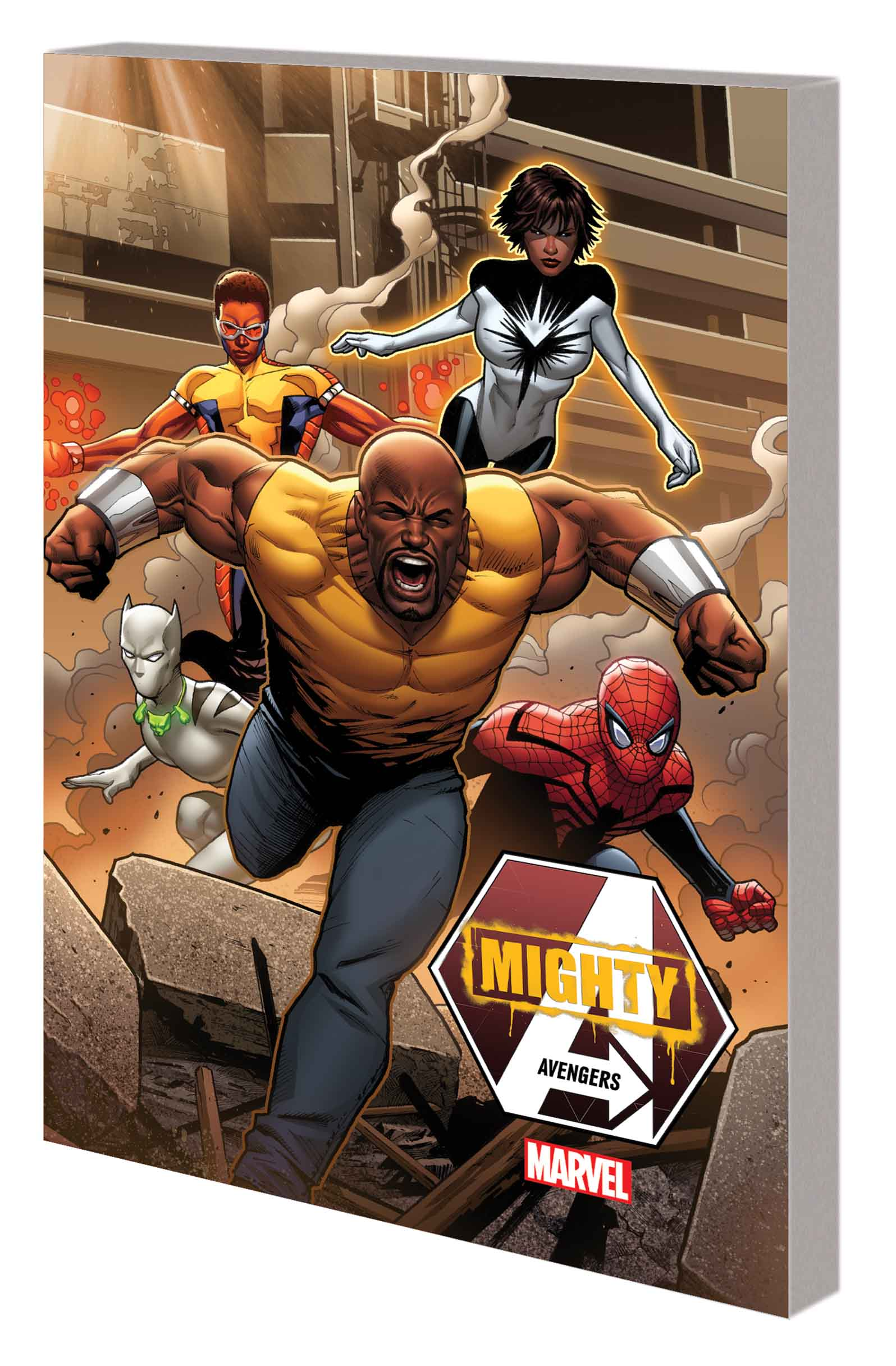 MIGHTY AVENGERS VOL. 1: NO SINGLE HERO TPB (Trade Paperback)