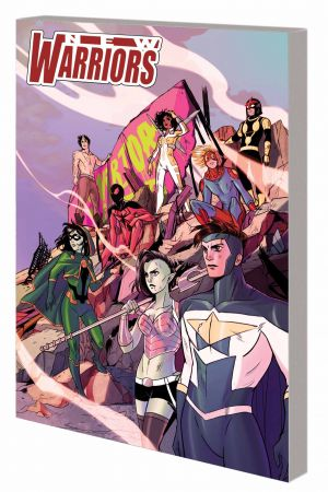 New Warriors Vol. 2: Always and Forever (Trade Paperback)