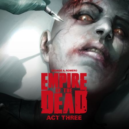 George Romero's Empire of the Dead: Act Three (2015)