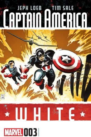 Captain America: White #3