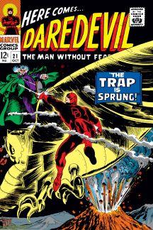Daredevil (1964) #21