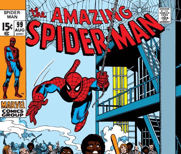 Amazing Spider-Man (1963) #99