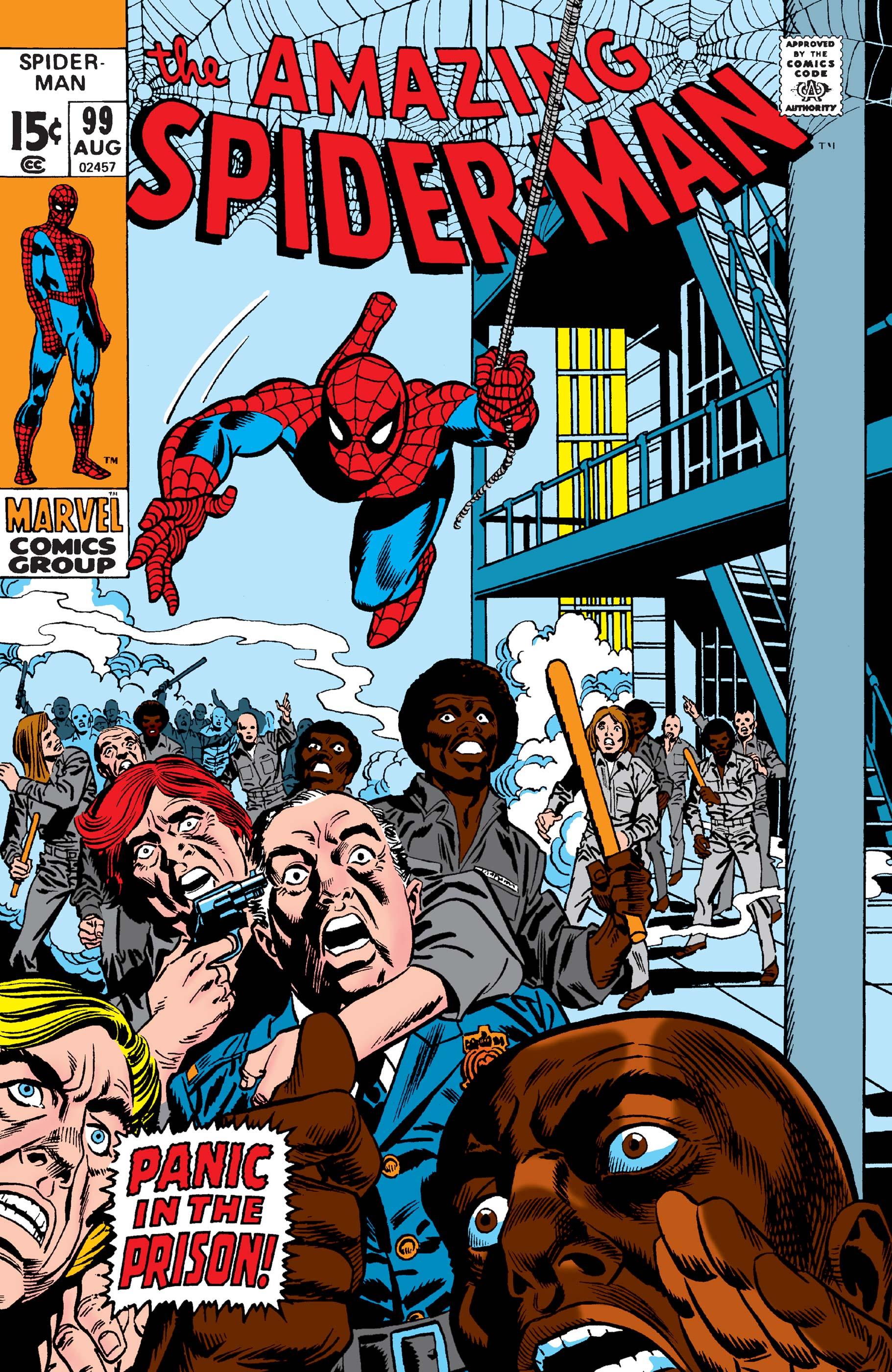The Amazing Spider-Man (1963) #99