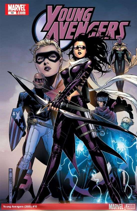 Young Avengers (2005) #10