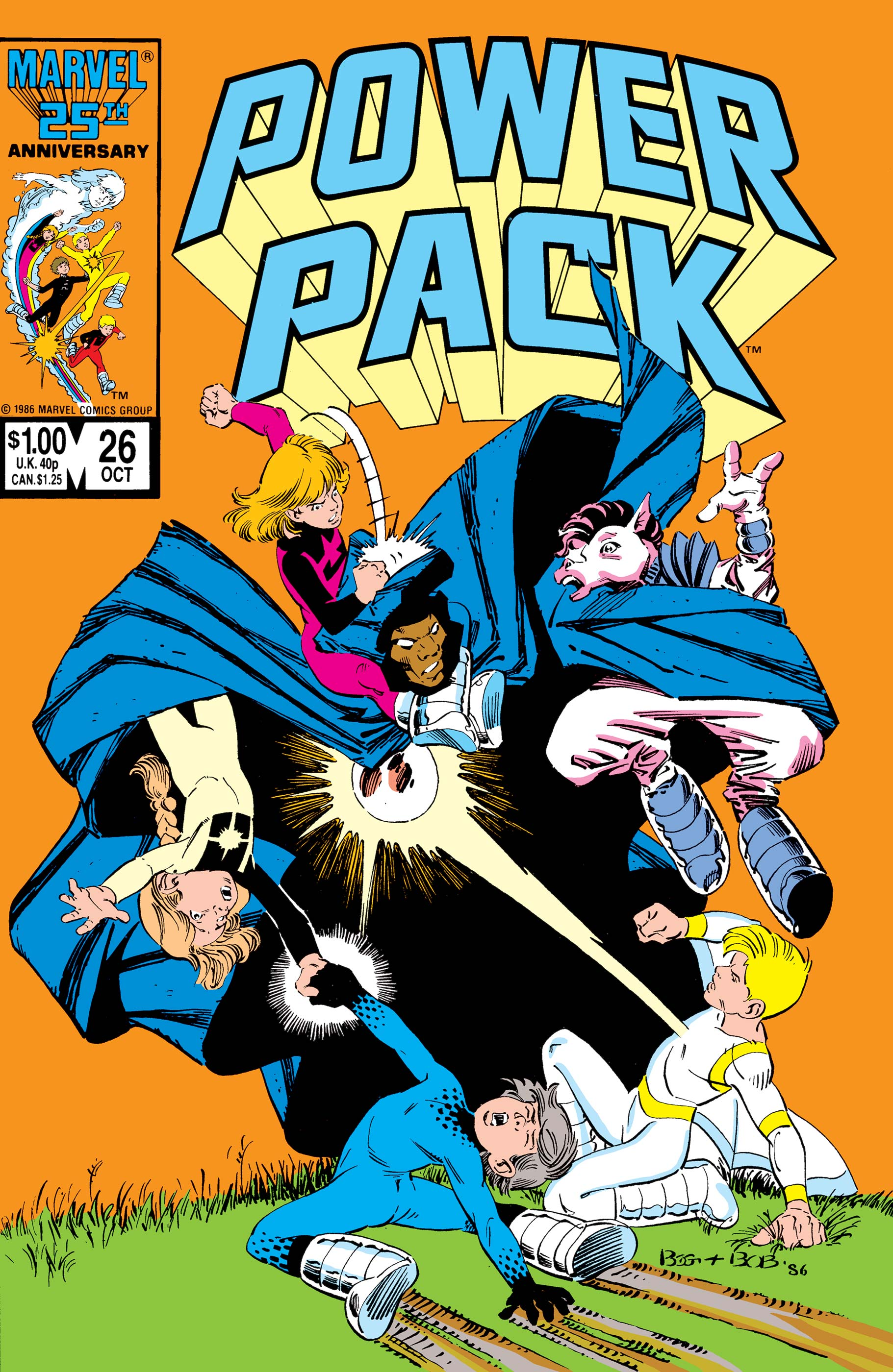 Power Pack (1984) #26