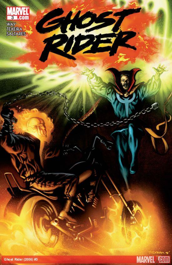 Ghost Rider (2006) #3