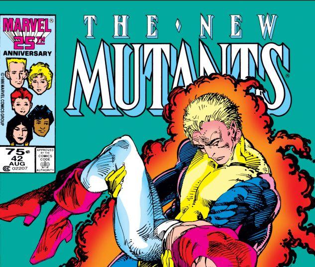NEW MUTANTS (1983) #42