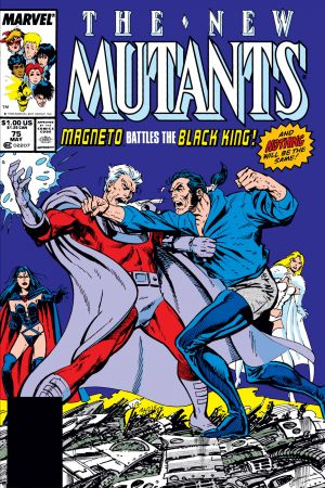 New Mutants (1983) #75