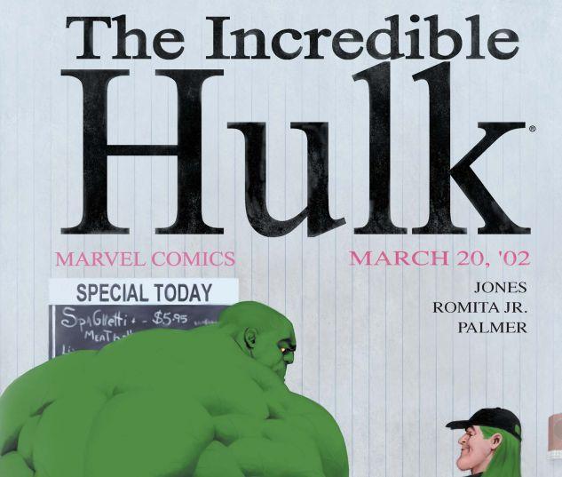 Incredible Hulk (1999) #38