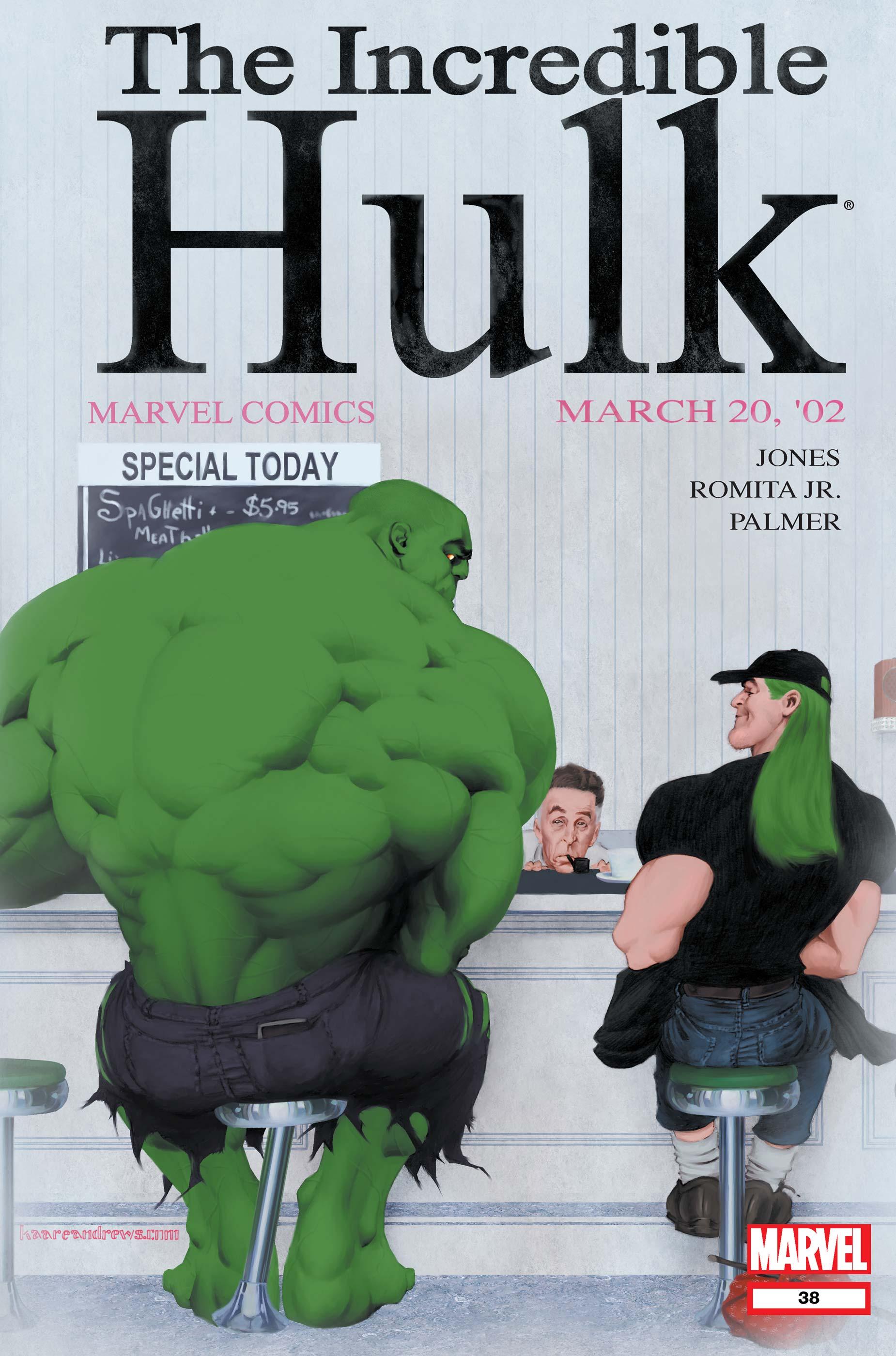 Hulk (1999) #38