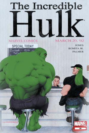 Incredible Hulk #38