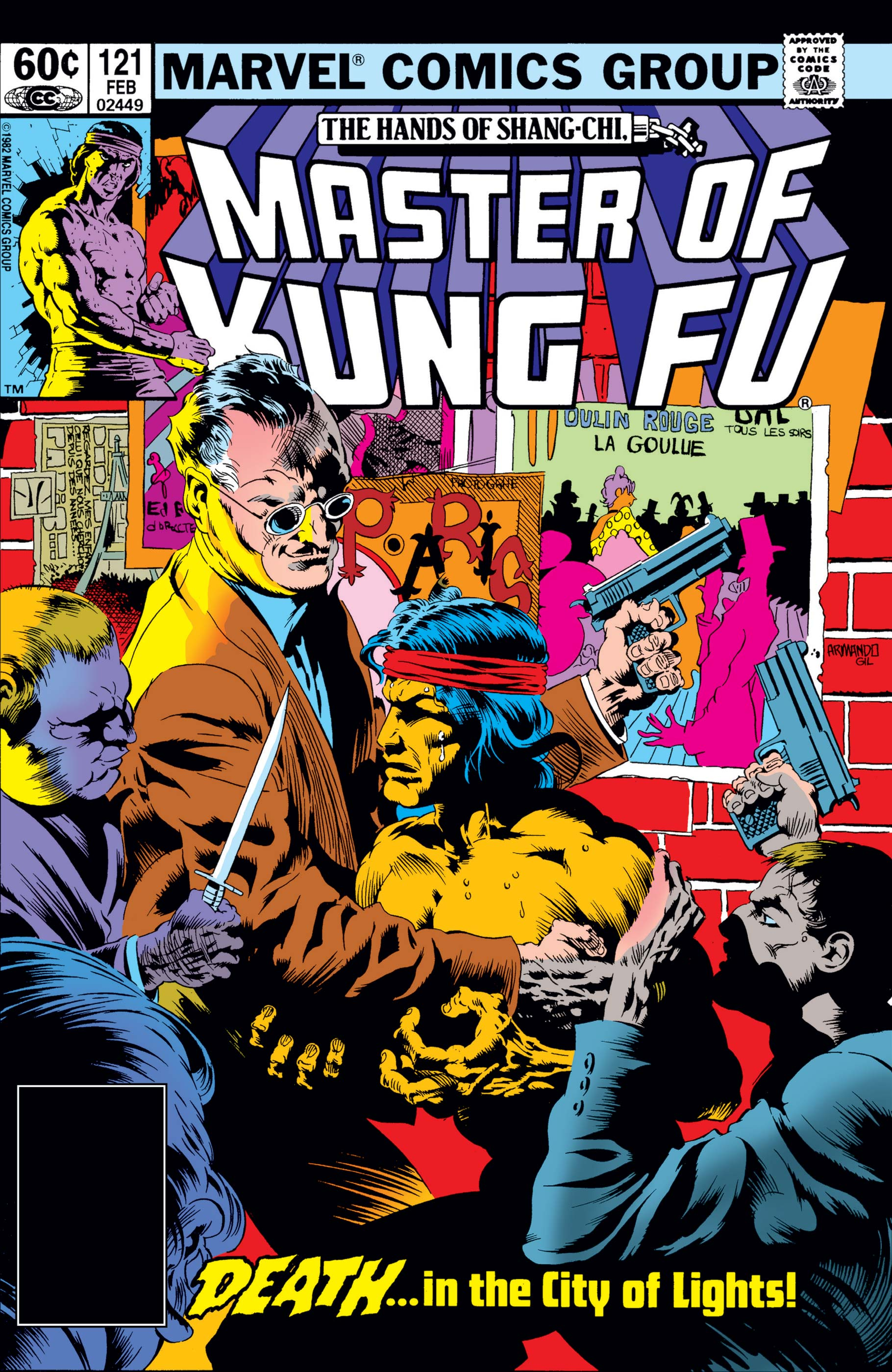 Master of Kung Fu (1974) #121