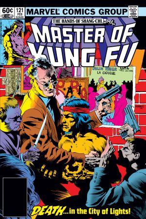 Master of Kung Fu #121