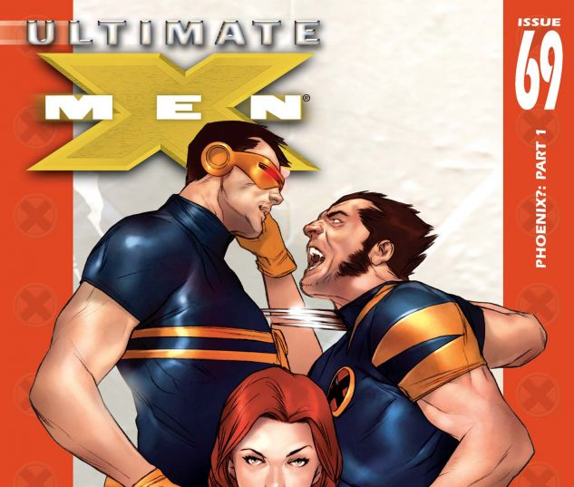 Ultimate X-Men (2001) #69