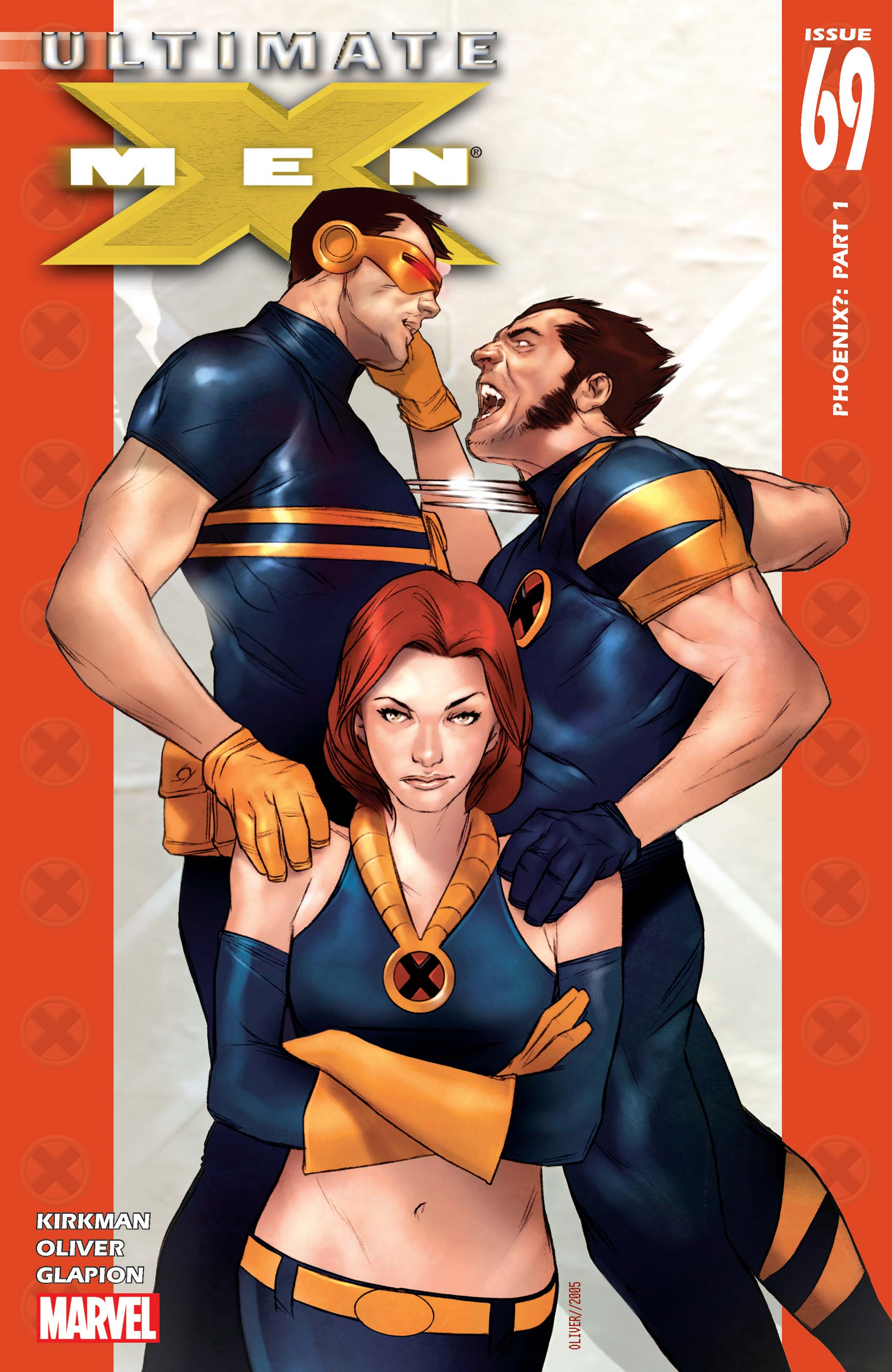 Ultimate X-Men (2000) #69