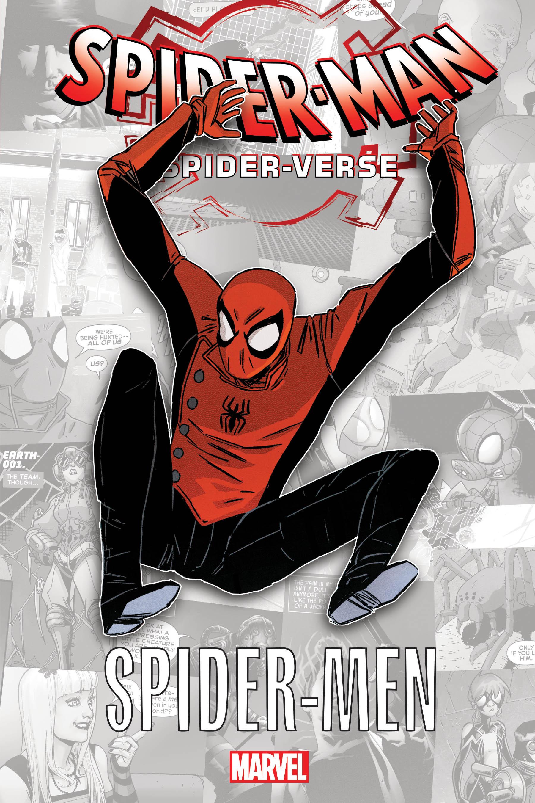 Spider-Man: Spider-Verse - Spider-Men (Trade Paperback)