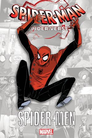 Spider-Man: Spider-Verse - Spider-Men (Trade Paperback)
