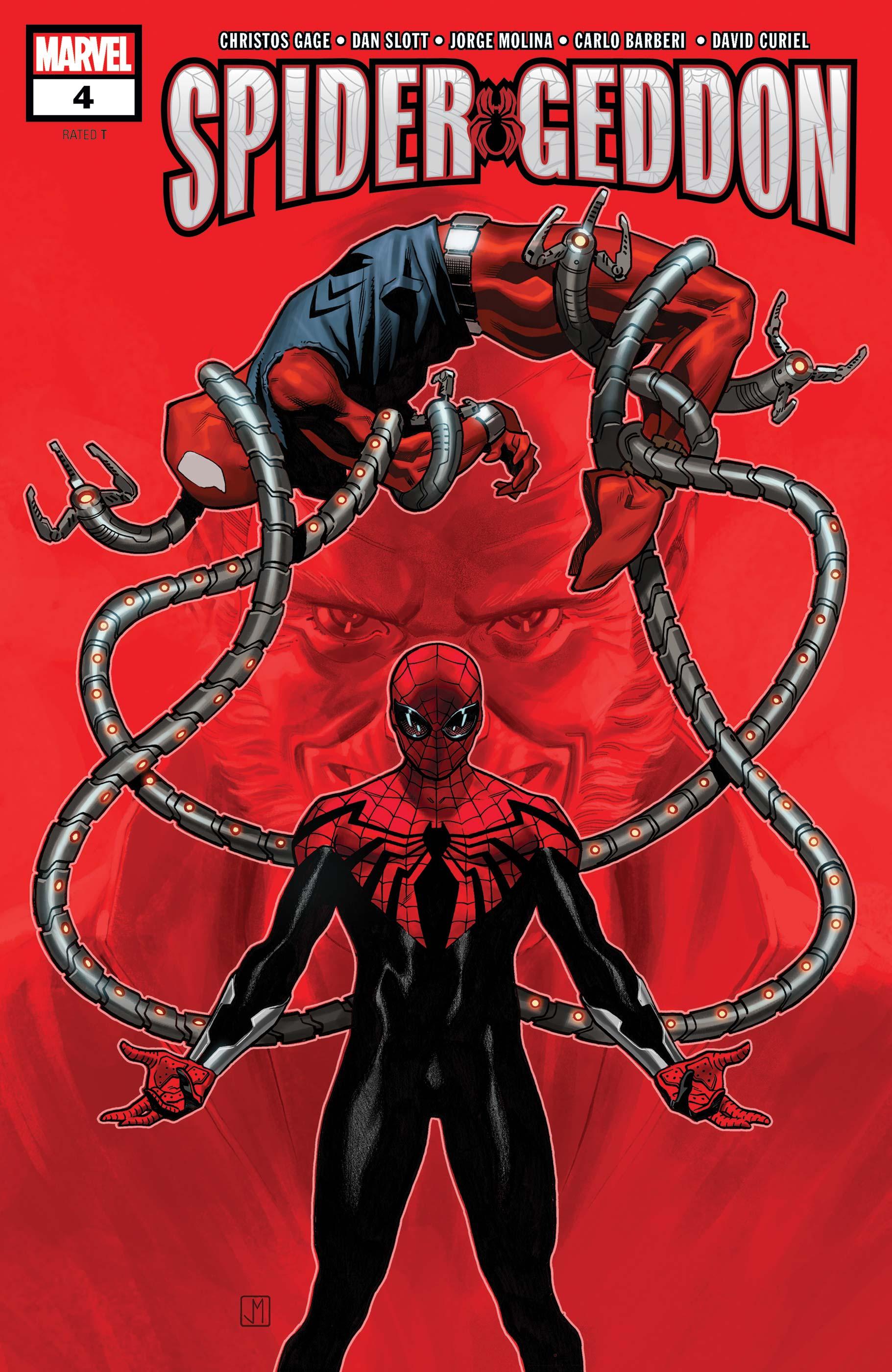 Spider-Geddon (2018) #4