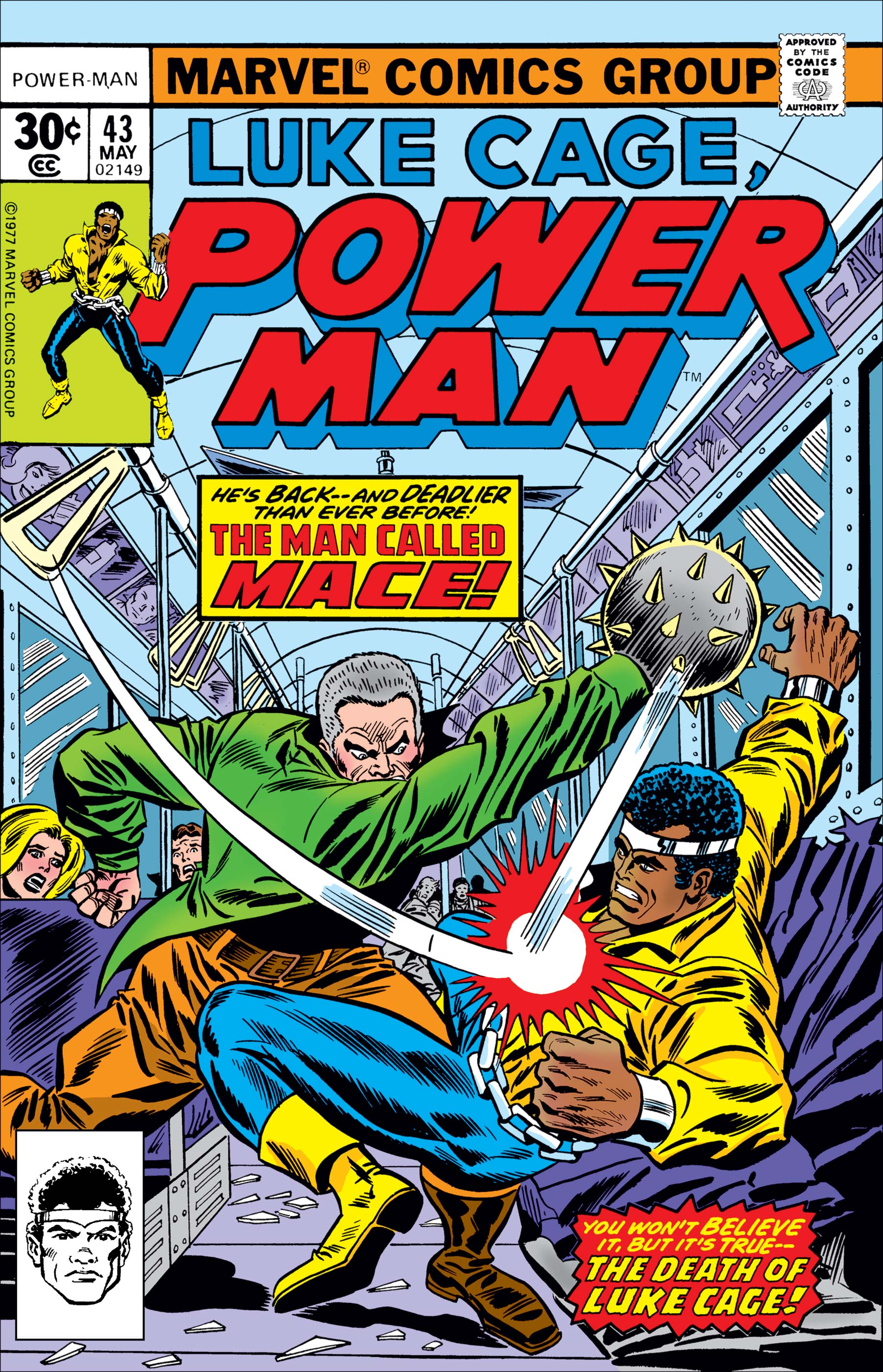 Power Man (1974) #43