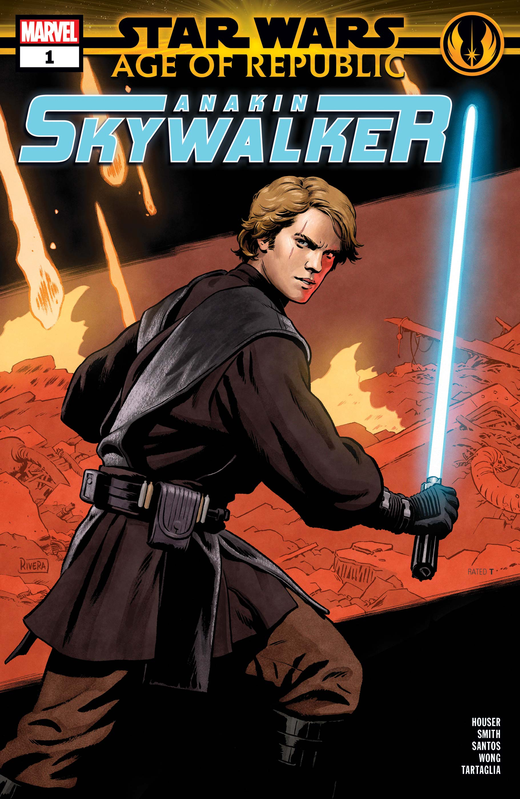 Star Wars: Age Of Republic - Anakin Skywalker (2019) #1 | Comics