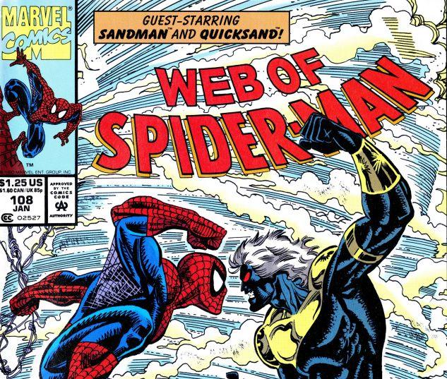 Web of Spider-Man (1985) #108