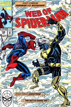 Web of Spider-Man #108