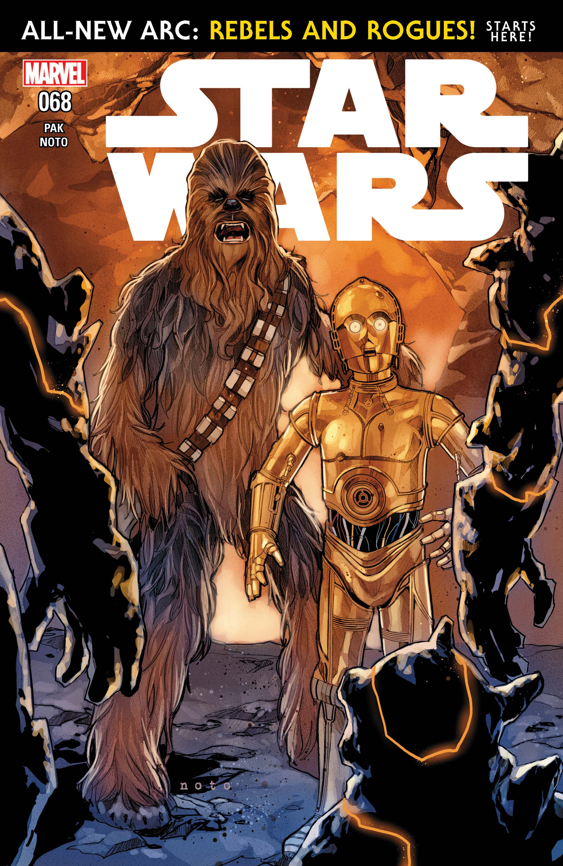 Star Wars (2015) #68
