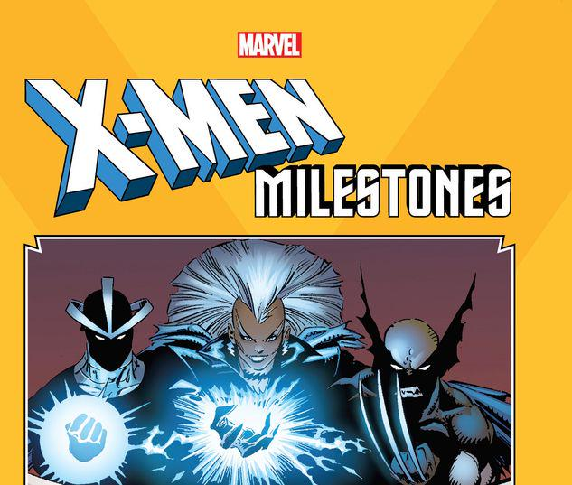 X-MEN MILESTONES: INFERNO TPB #1