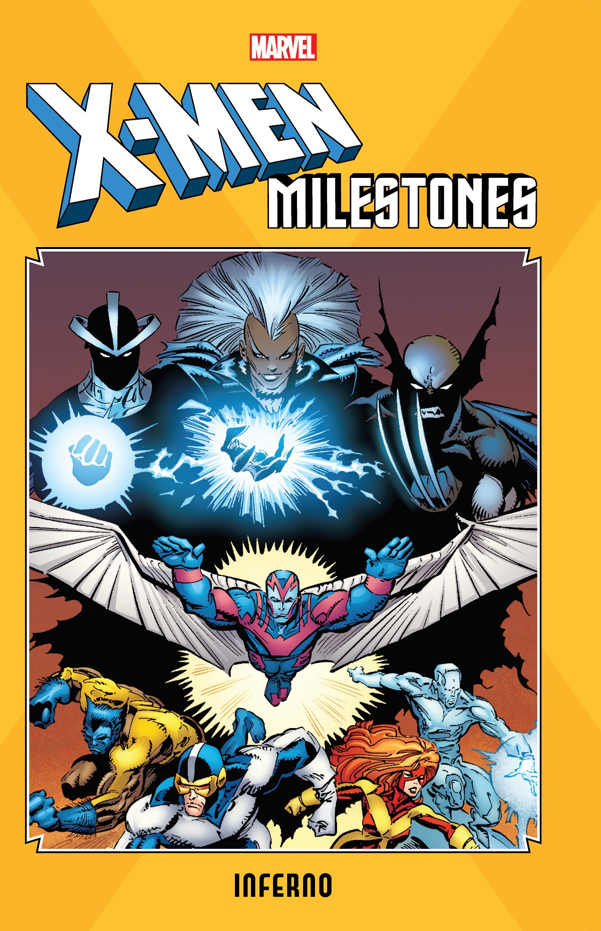 X-Men Milestones: Inferno (Trade Paperback)