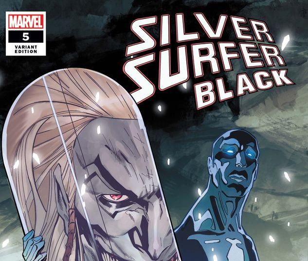 Silver Surfer: Black #5
