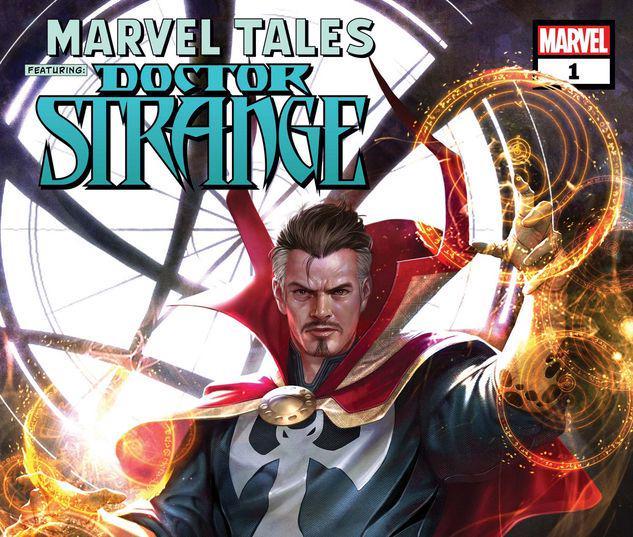 MARVEL TALES: DOCTOR STRANGE 1 #1