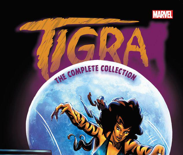TIGRA: THE COMPLETE COLLECTION TPB #1