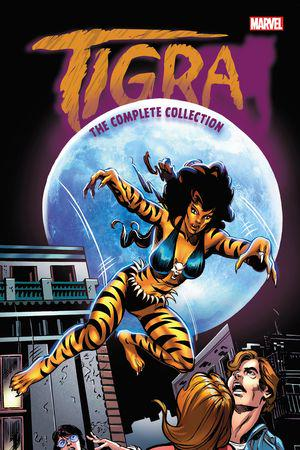 Tigra: The Complete Collection (Trade Paperback)