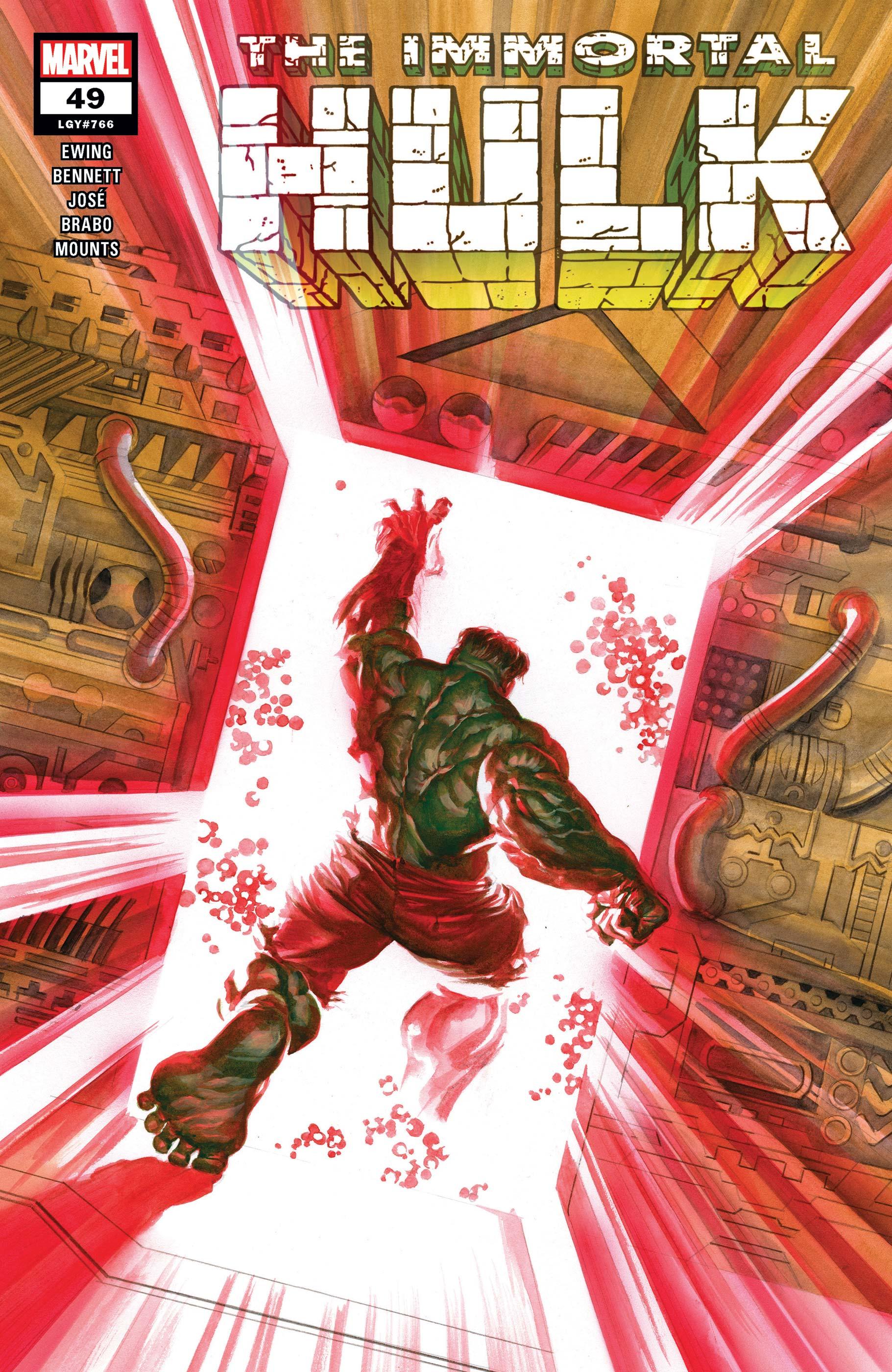 Immortal Hulk (2018) #49