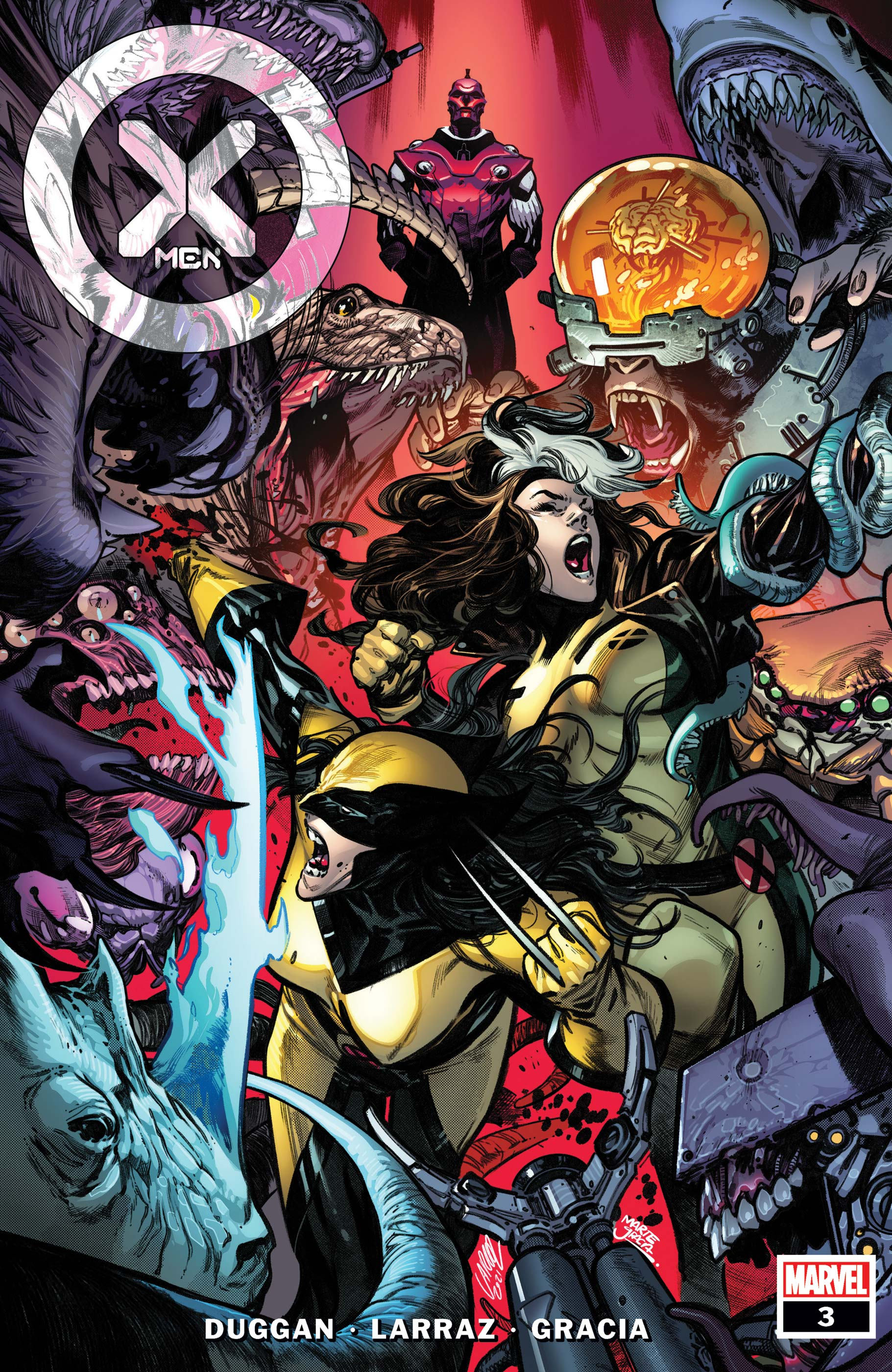 X-Men (2021) #3