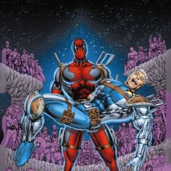 Deadpool & Cable (2010) #25 (VARIANT)