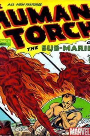 Human Torch (1940 - 1954)