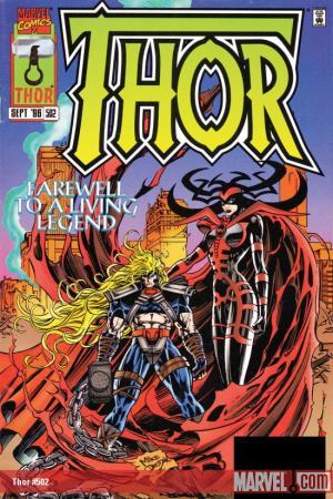 Thor (1966) #502