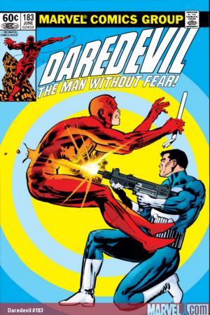 Daredevil (1964) #183